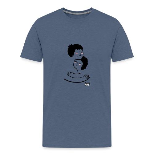 LYD 0002 00 Lieblingsmensch - Teenager Premium T-Shirt