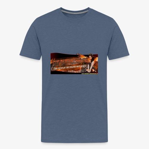 Die Partyscheune - Teenager Premium T-Shirt