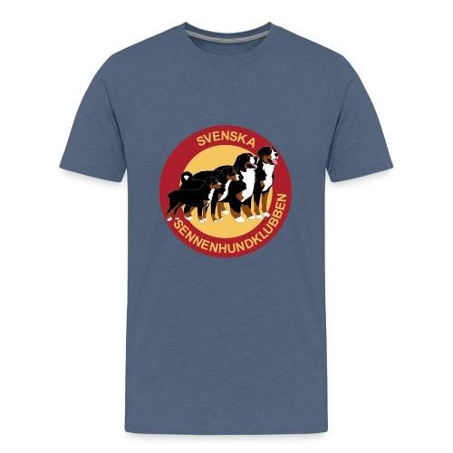 Sennenhundklubben - Premium-T-shirt tonåring