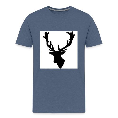 Hirch B - Teenager Premium T-Shirt