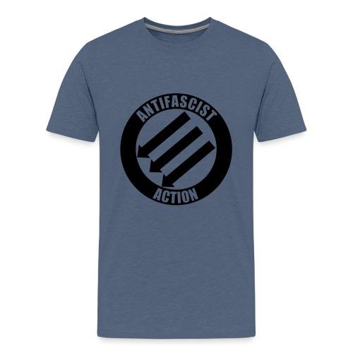 Anti-fascist Action - Koszulka młodzieżowa Premium