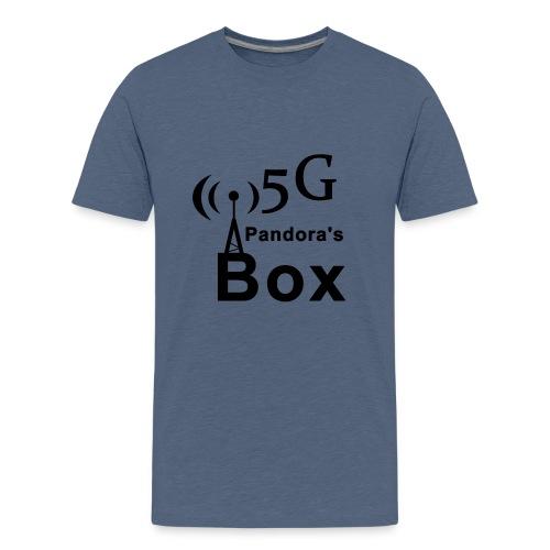 5G Pandora's box - Teenager Premium T-Shirt