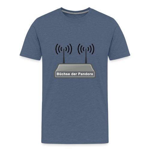 Büchse der Pandora - Teenager Premium T-Shirt