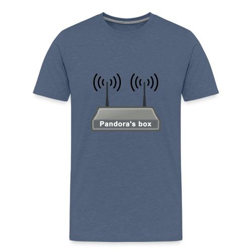Pandora's box - Teenager Premium T-Shirt