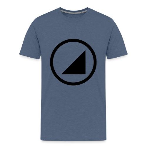 bulgebull marca oscura - Camiseta premium adolescente