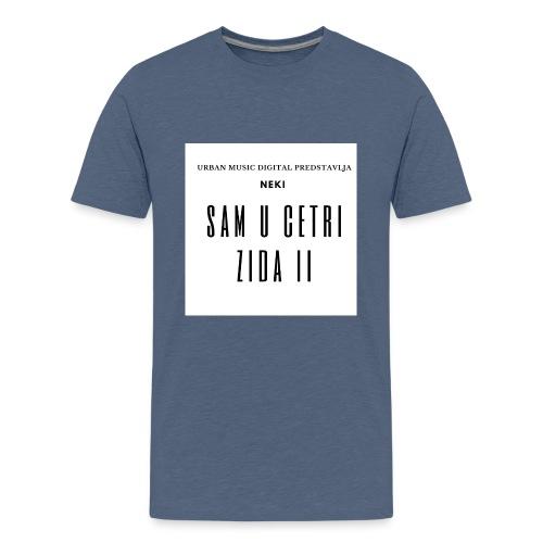 Album dizajn - Teenager Premium T-Shirt