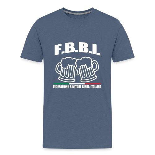FBBI - Maglietta Premium per ragazzi