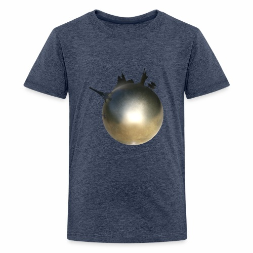 Boule de Pétanque Mondial - T-shirt Premium Ado