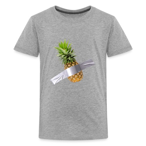 Pineapple Art - Maglietta Premium per ragazzi
