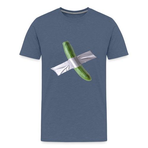 Cucumber art - Maglietta Premium per ragazzi