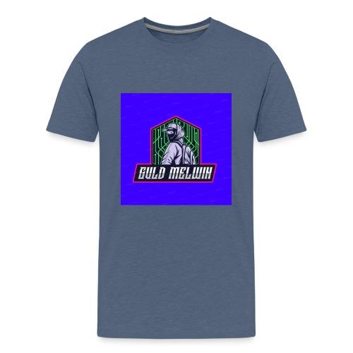Guld Melwin - Premium-T-shirt tonåring