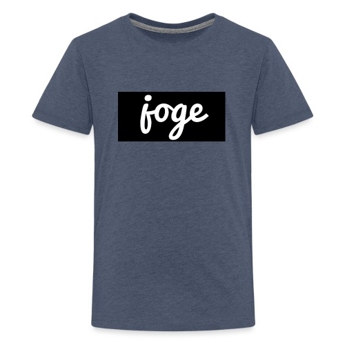 Joge Box png - Teenager Premium T-Shirt