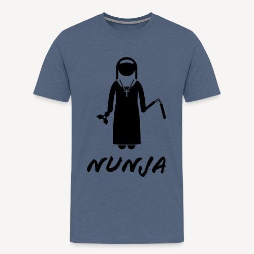 NUNJA - Teenage Premium T-Shirt