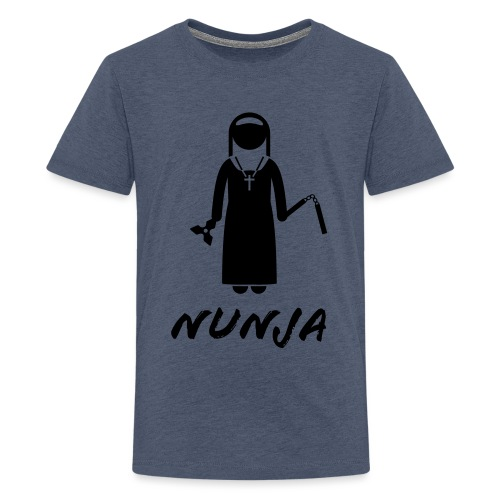 NUNJA - Teenage Premium T-Shirt