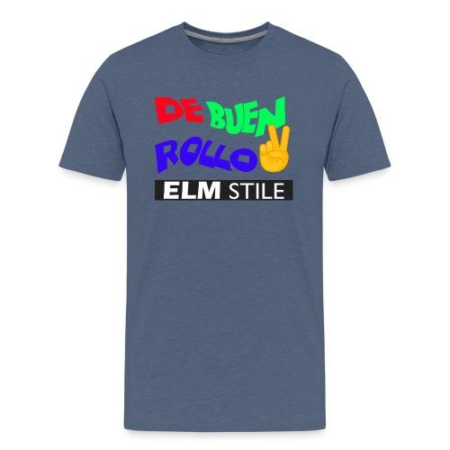 DE BUEN ROLLO - Camiseta premium adolescente