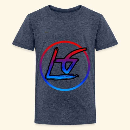 logo png - Teenage Premium T-Shirt