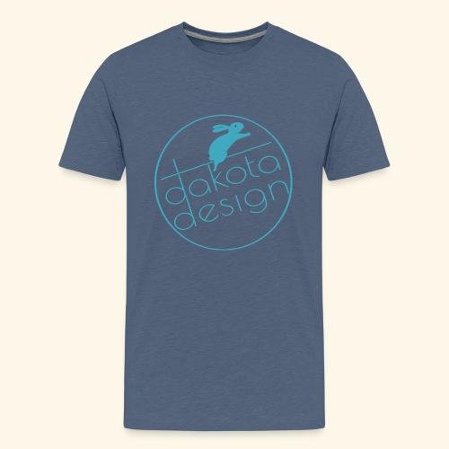DAKOTA design - Premium-T-shirt tonåring