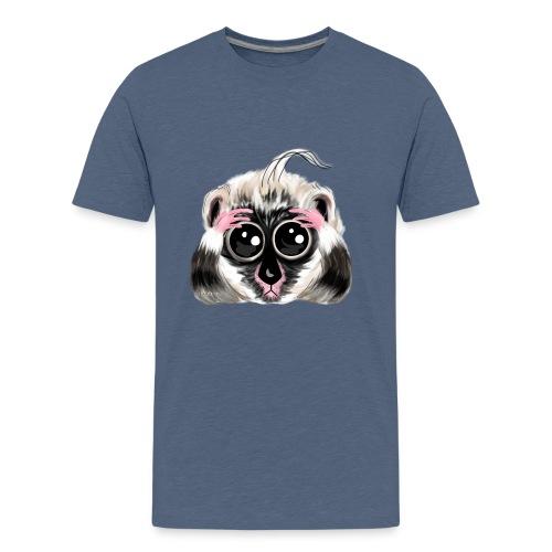 Lemur design / print - Teenage Premium T-Shirt