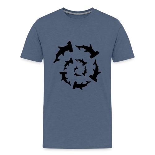 rekiny 3 - Teenage Premium T-Shirt