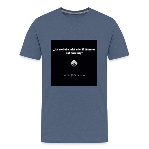 IMG 20181027 WA0022 - Teenager Premium T-Shirt