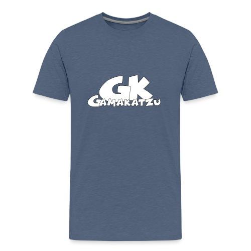 GK Schriftzug - Teenager Premium T-Shirt