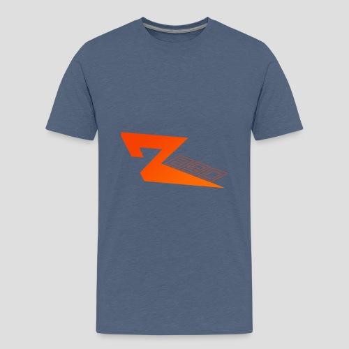 R 890 in Orange | für Herren und Damen - Teenager Premium T-Shirt