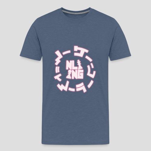 NGNL - No Game - Anime, Manga für Otaku - Teenager Premium T-Shirt