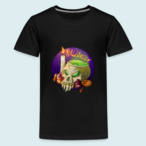 halloween - Maglietta Premium per ragazzi