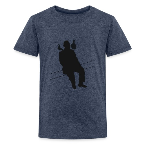 Rovira presenta: Los Pájaros - Camiseta premium adolescente