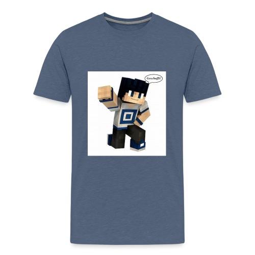 Er hat es Geschafft! - Teenager Premium T-Shirt