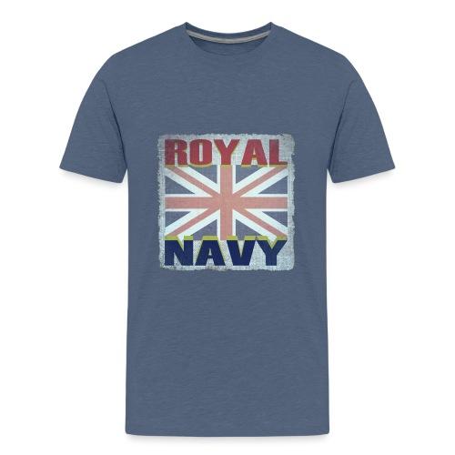 ROYAL NAVY - Teenage Premium T-Shirt