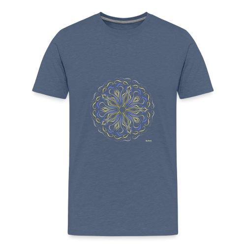 Iluminación Familiar - Camiseta premium adolescente