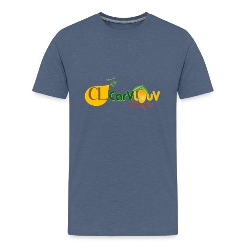CarVlouV - Camiseta premium adolescente