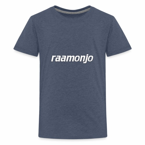 raamonjo v1 - Teenager Premium T-Shirt