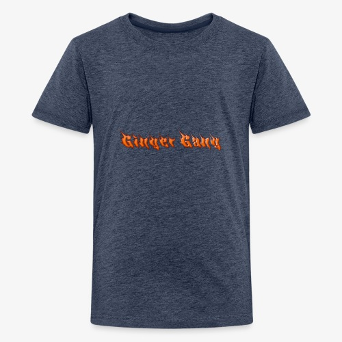 GG-GingerGang - Teenage Premium T-Shirt