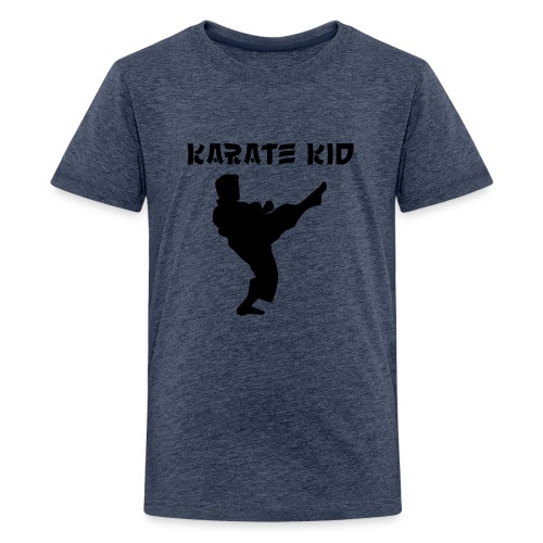 Karate Kid - Teenager Premium T-Shirt