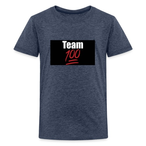 maxresdefault - Premium-T-shirt tonåring