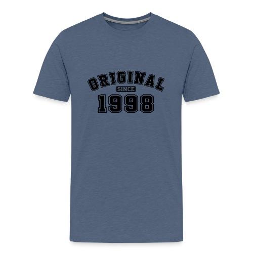 Original Since 1998 College Style - Teenager Premium T-Shirt