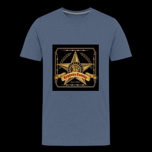 etiketti - Teinien premium t-paita