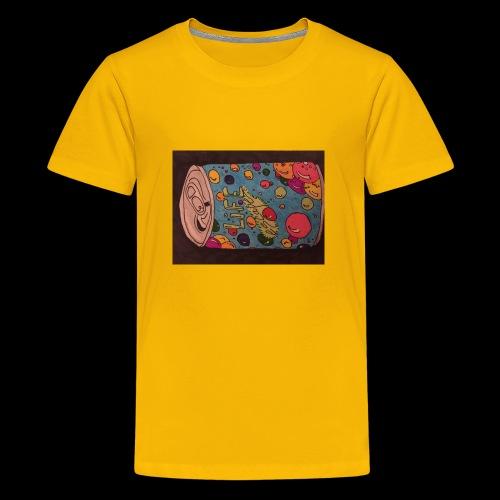 7AABC614 53CA 4156 B765 D9FBF5B8E496 - Teenager premium T-shirt