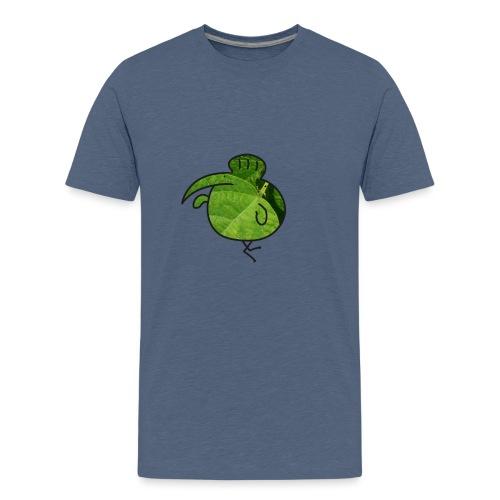 Leaf Berd - Teenage Premium T-Shirt