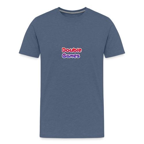 Double Games Tekst - Teenager Premium T-shirt