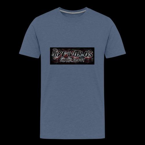red camo - Teenager Premium T-shirt