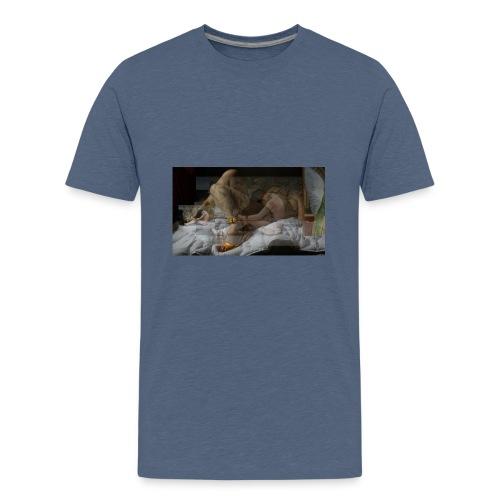 nude - T-shirt Premium Ado