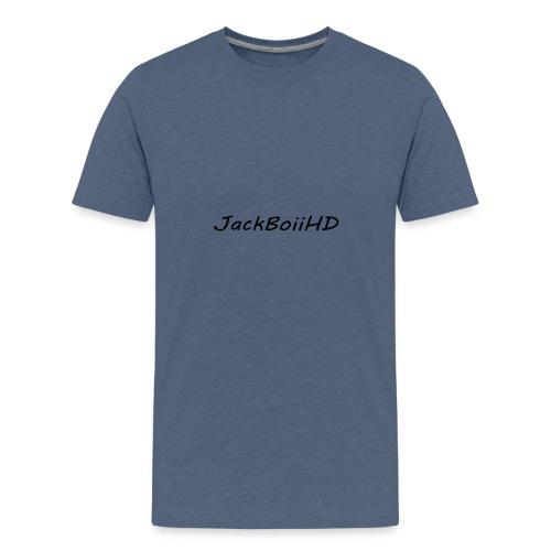 JackBoiiHD-IPhone Case - Teenage Premium T-Shirt