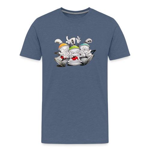 see no evil ! Tim Timmey - Teenager premium T-shirt