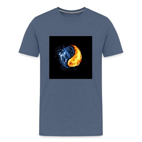 clem's - T-shirt Premium Ado
