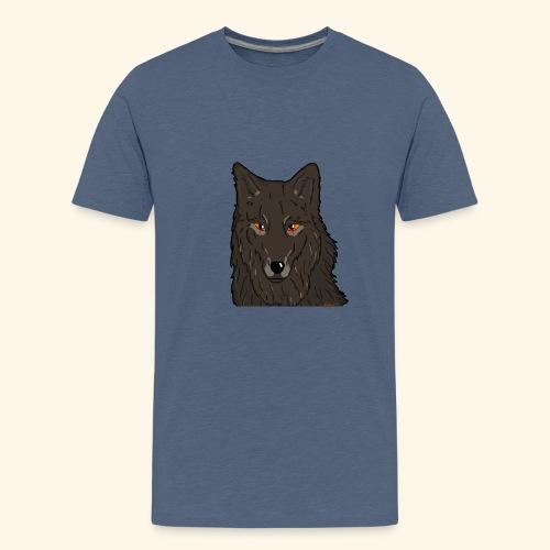 HikingMantis - Teenager premium T-shirt
