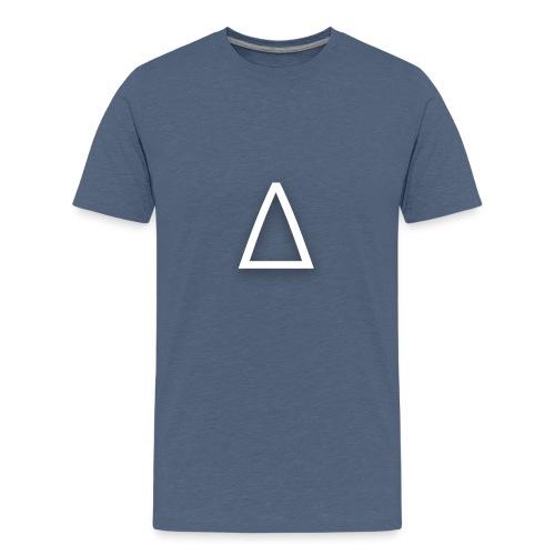 Alunite A - Teenage Premium T-Shirt