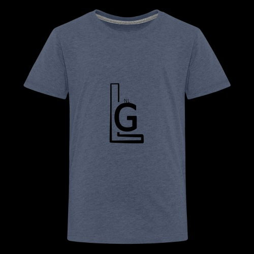 LegendgamingNL - Teenager Premium T-shirt